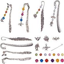 4 colori STOBOK 4 segnalibro foglia in lega segnalibro in metallo vintage segnalibro laterale per articoli da regalo ufficio