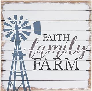 Faith Family Farm Sign