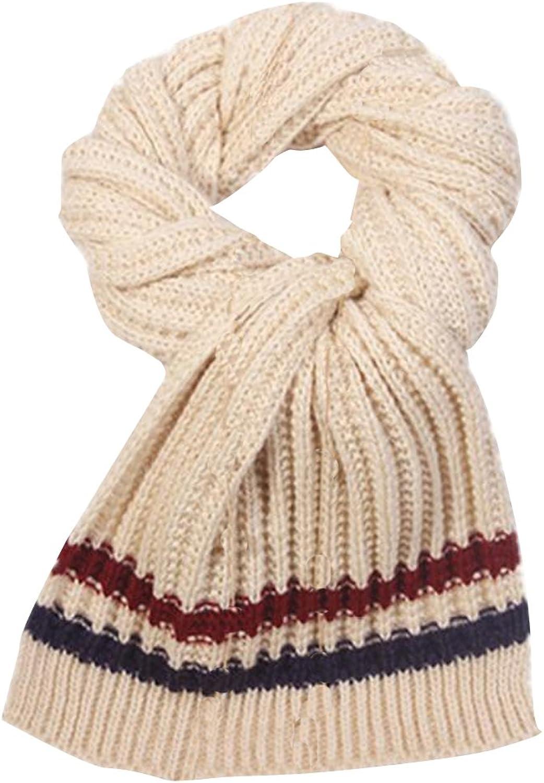 Fashion Winter Knitting Scarf Women and Man Warm Scarf