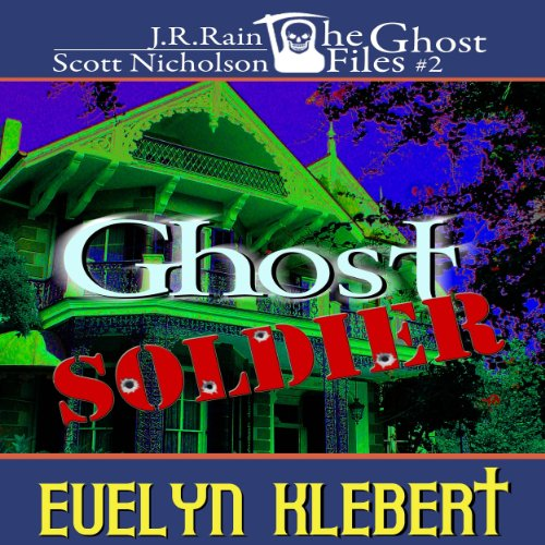 Ghost Soldier     The Ghost Files, Book 2              By:                                                                                                                                 Evelyn Klebert                               Narrated by:                                                                                                                                 John M. Perry                      Length: 2 hrs and 29 mins     14 ratings     Overall 3.5