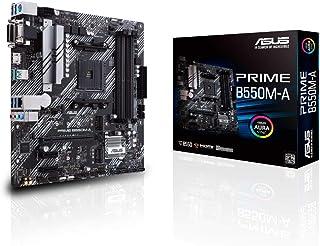 ASUS AMD B550 搭載 AM4 対応 マザーボード PRIME B550M-A【MicroATX】