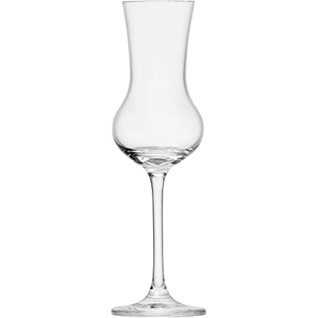 Amazon Com Lucaris Shanghai Soul Grappa Glass 3 4 Ounce Set Of 4 Sherry Glasses Glassware Drinkware