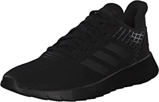 adidas Asweerun Men's Road Running Shoes, Black, 11 UK (46 EU)