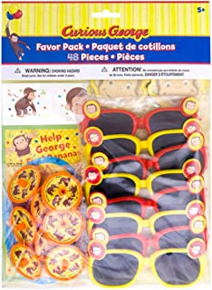 Best curious george party favors Reviews