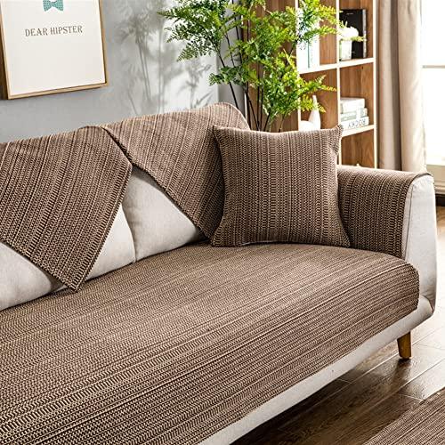 Funda para sofá o sofá, de algodón, para sofá de 1, 2 o...