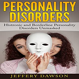 Personality Disorders audiobook cover art