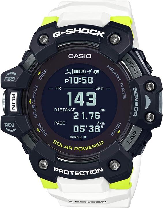 Orologio da uomo casio g-shock g-squad gbd-h1000-1a7jr