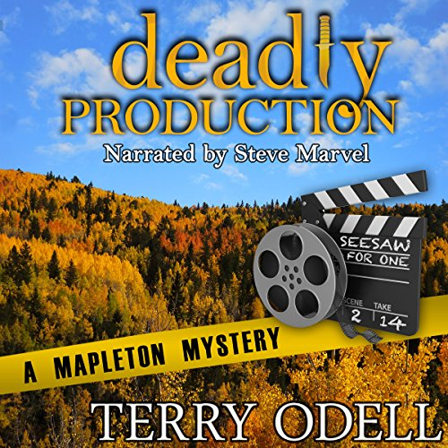 Deadly Production audiobook cover art