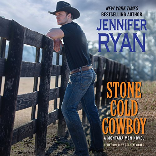 Stone Cold Cowboy audiobook cover art