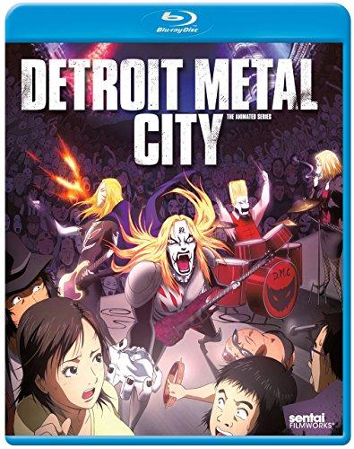 Detroit Metal City [Blu-ray]