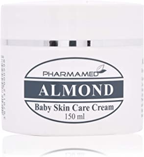 Pharmamed Almond Baby Skin Care Cream - 150 ml