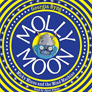 Molly Moon, Micky Minus, and the Mind Machine cover art