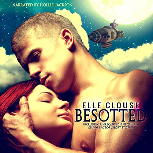 Besotted audiobook cover art