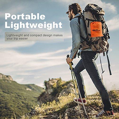 Wolfyok Hammock Reviews - lightweight design, portable for easy trip