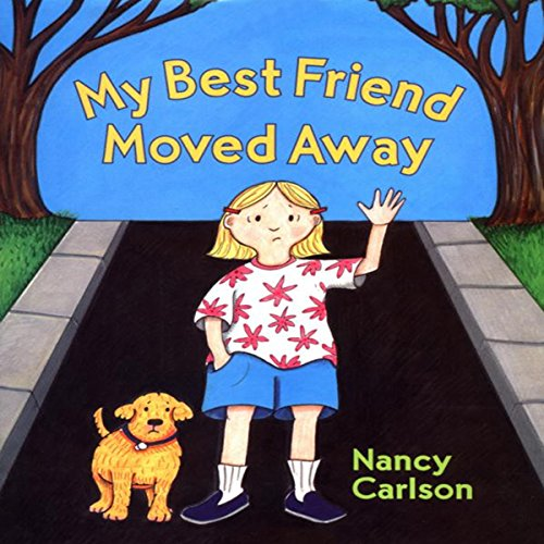 My Best Friend Moved Away audiobook cover art