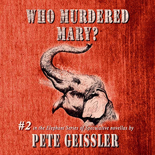 Who Murdered Mary?  audiobook cover art