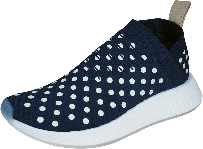 Adidas NMD_CS2 PK Primeknit Womens Sneakers shoes-Navy-5.5