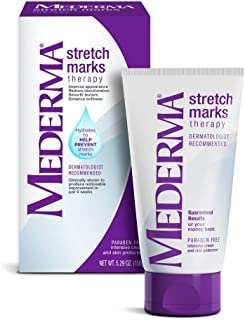 Mederma Stretch Marks Therapy - Hydrates to Help Prevent Stretch Marks - Clinically Shown to Produce Notica...
