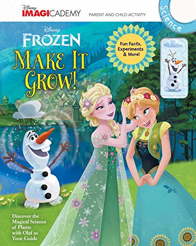 Disney Imagicademy: Frozen: Make It Grow!: The Magical Science of Plants (2)