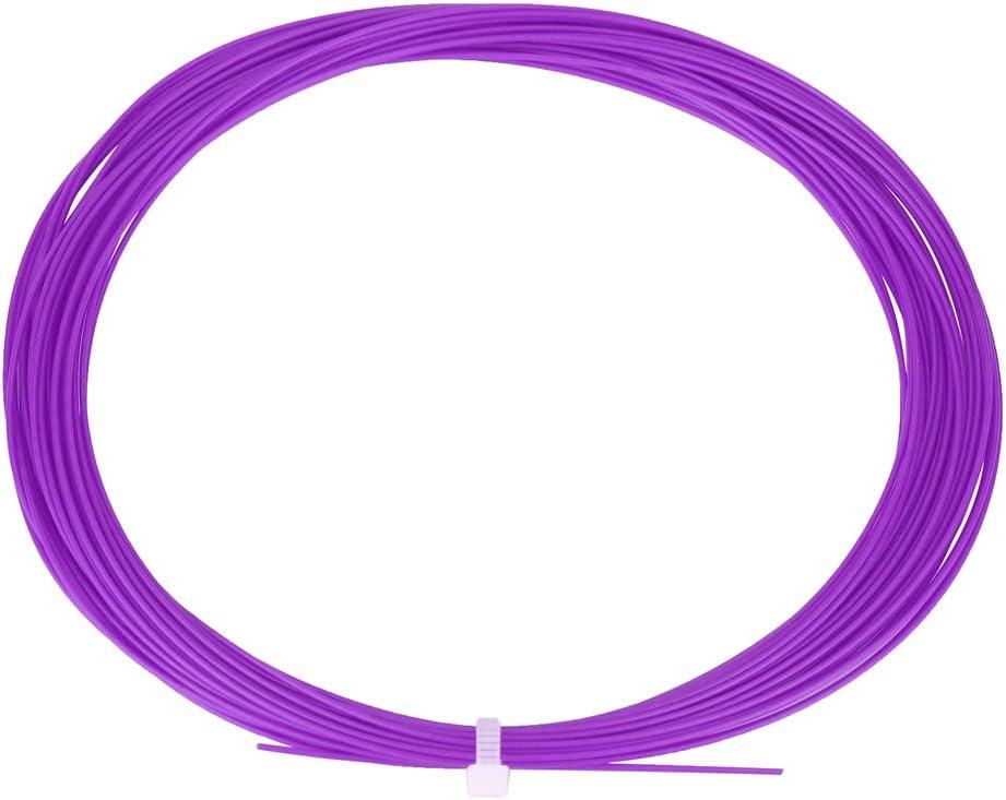 Racket String excellence - 6Colors Las Vegas Mall 10m Badmi Durable High Nylon Flexibility