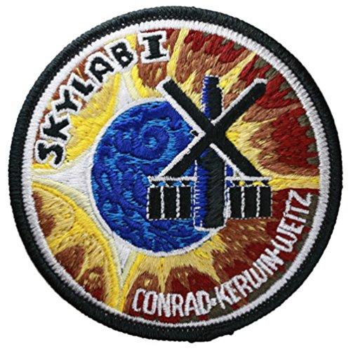 Klicnow Skylab 2 Écusson brodé (écusson officiel) 10 cm de diamètre environ.