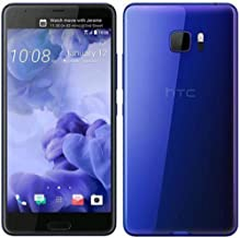 HTC U Ultra 64GB GSM Unlocked Smartphone, Sapphire Blue (Dual-Display | 16MP+12MP Cameras | 3D Audio | HTC Sense)