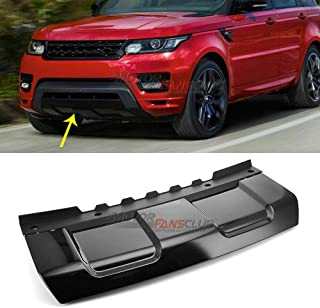 range rover evoque front bumper price