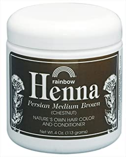 Sponsored Ad - Rainbow Research Henna Persian Med Brown 4 Oz