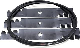 (1) Belt & (3) Blade Maintenance Kit for 48