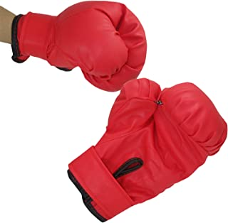 Xelue FF Boxing Gloves for Toddler and Youth Age 3 to 12 Years Training or Fighting Game Boxer Cosplay