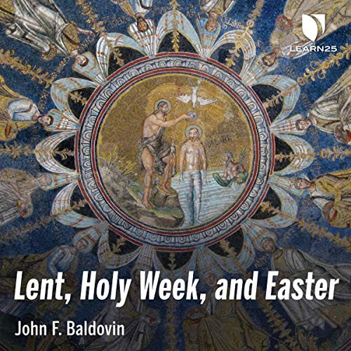 Lent, Holy Week, and Easter cover art