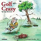 Golf Crazy by Gary Patterson 2021 Mini Calendar