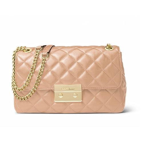 5b3eb0d4a8e9 MICHAEL Michael Kors Women's Sloan Chain Shoulder Bag