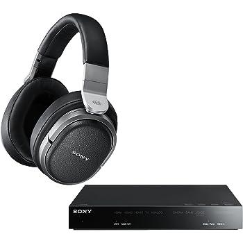 ソニー 9.1ch デジタルサラウンドヘッドホンシステム 密閉型 MDR-HW700DS