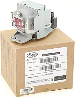 Alda PQ Referentie, lamp vervangt 5J.J4105.001 voor BENQ MS612ST, MW612ST projectoren, beamerlamp met behuizing