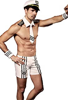 Sexy Doctor Costumes Set for Men