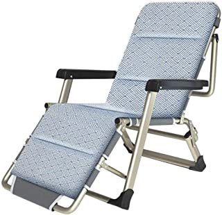 Heavy Duty Zero Gravity Lounge Chair,Sun Lounger ,Metal Foldable Garden Camp Patio Office Chair Outdoor Portable Recliner Relaxer with Footrest