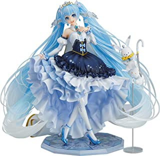 キャラクター・ボーカル・シリーズ01 初音ミク 雪ミク Snow Princess Ver. 1/7スケール ABS&PVC製 塗装済み完成品フィギュア...