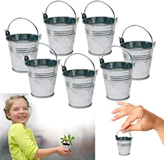 tin easter pails