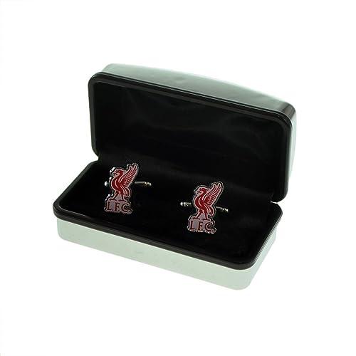 LIVERPOOL FC OFFICIAL FOOTBALL CUFFLINKS Jewellery