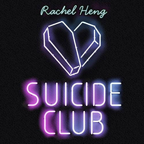 Suicide Club audiobook cover art