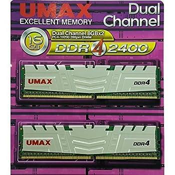 信頼のJEDEC準拠。シングルサイド(片面実装) 規格 DDR4-2400(PC4-19200) 容量 16GB(8GB×2) レイテンシ CL 17 電源電圧定格 1.2±0.06V 対応 Windows対応デスクトップPC 保証期間 永久保証