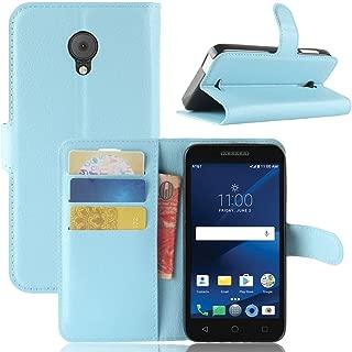 for Alcatel IdealXCITE Verso CameoX 5044R Wallet Case, Alcatel U50 5044S 5