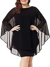 Best chiffon cape dress Reviews