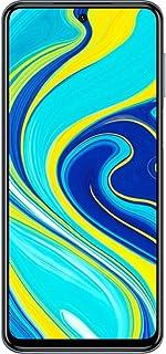 Xiaomi Redmi Note 9S Smartphone, Dual SIM, 128 GB Memory, 6 GB RAM - Aurora Blue