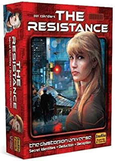 The Resistance Avalon Card Board Game