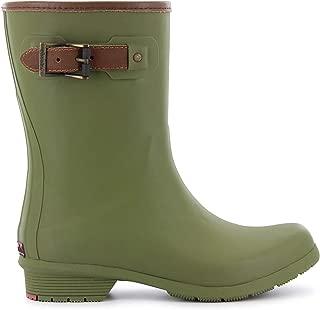 Women's Mid-Height Memory Foam Rain Boot