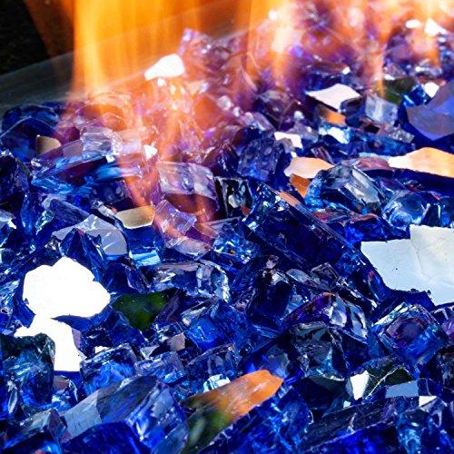 Celestial Fire Glass High Luster, 1/2