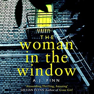 The Woman in the Window                   By:                                                                                                                                 A. J. Finn                               Narrated by:                                                                                                                                 Ann Marie Lee                      Length: 13 hrs and 42 mins     476 ratings     Overall 4.0