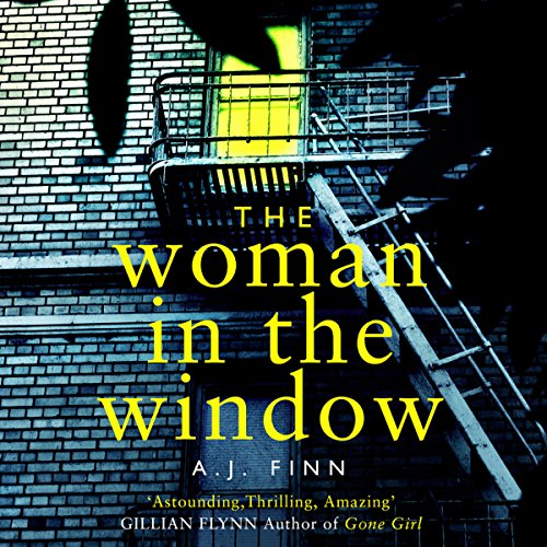 Couverture de The Woman in the Window